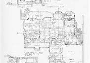 , First floor plan of 'Brent Knowle' from <i>Salon</i> June 1914. State Library of NSW