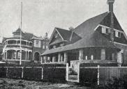 , Clamp's own house 'The Laurels' as featured in <i>Building,</i> July 1908. Stanton Library