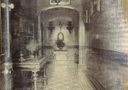 , The Hallway in 'Clifton', 1888. Stanton Library