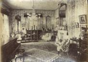 , The drawing room, 'Clifton', 1888. Stanton Library