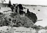 , 'Ivycliff' was built above Berrys Bay in 1869. It was demolished in the early 1930s. Stanton Library
