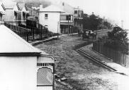 , Bank Street on the Euroka Estate in 1915. Stanton Library