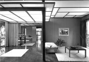 , Interior view, 15 Bogota Avenue, 1958. Photograph by Max Dupain. Courtesy Max Dupain and Associates. Stanton Library