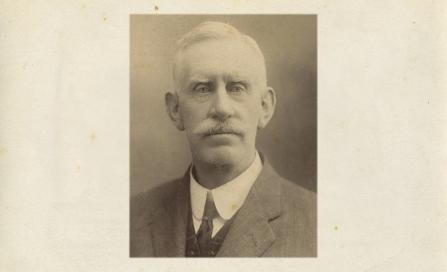 , Portrait of Vernon, c.1905, State Library of NSW